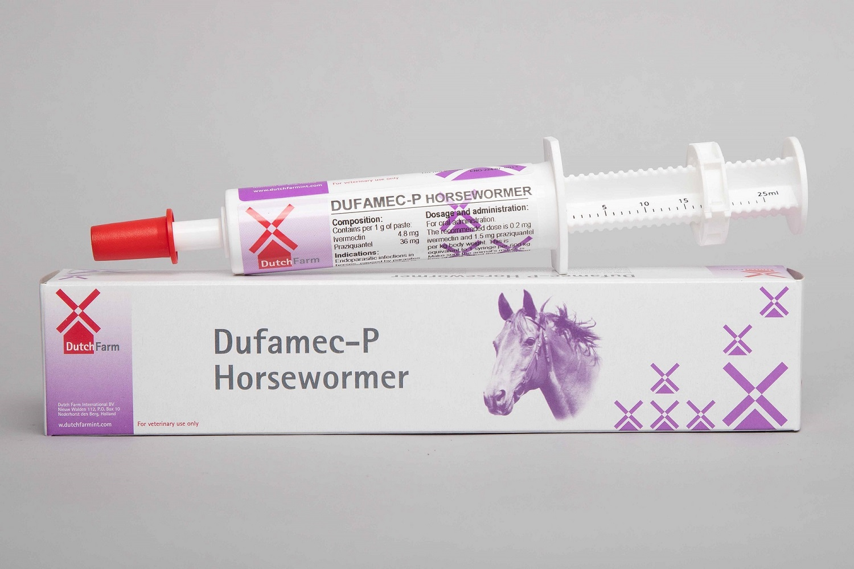 Dufamec-P Horsewormer