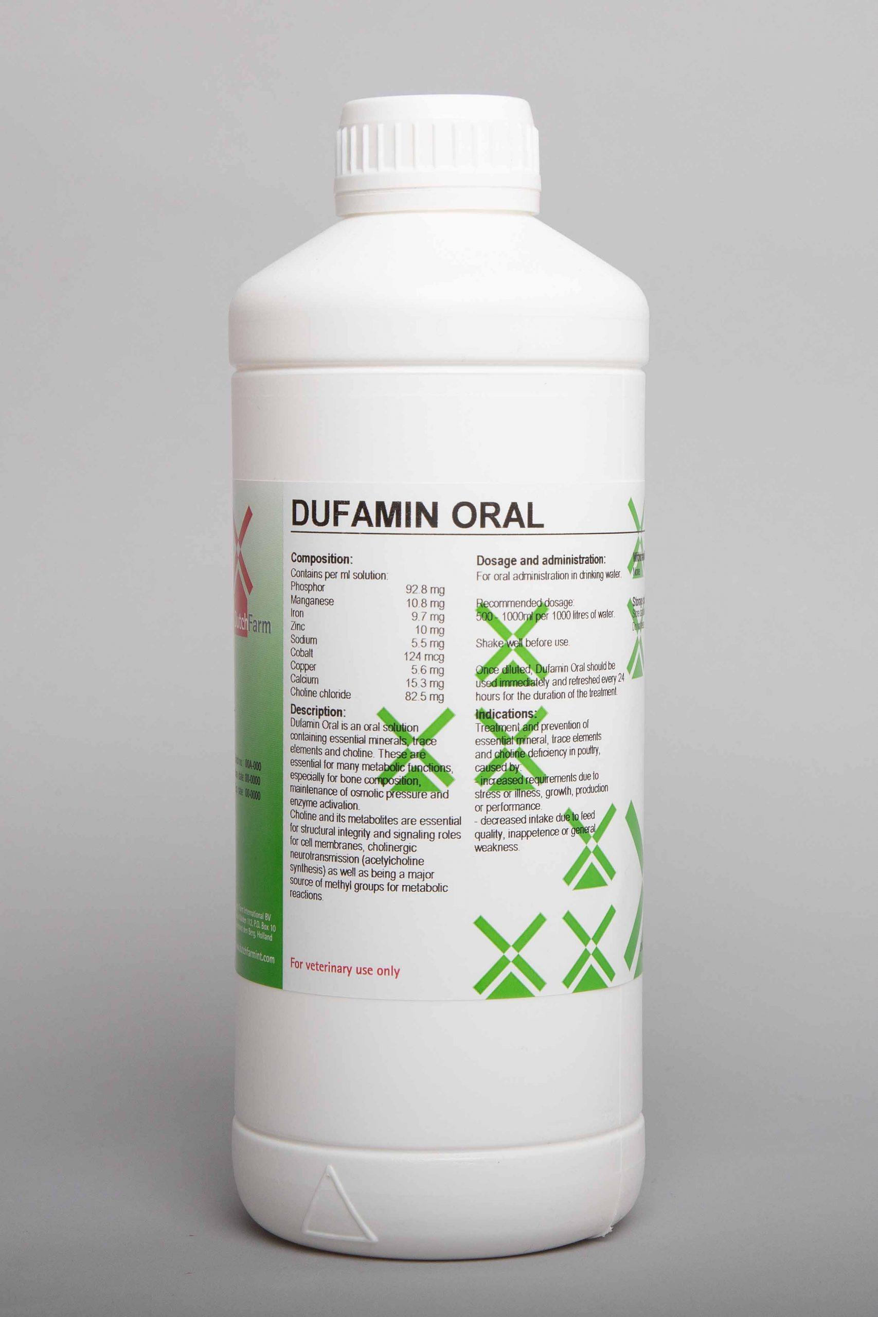 Dufamin Oral