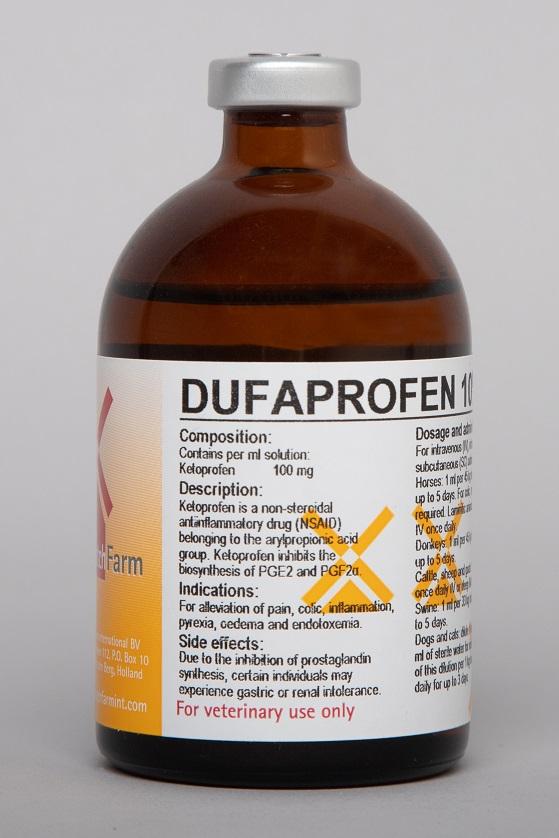 Dufaprofen 10% Inj