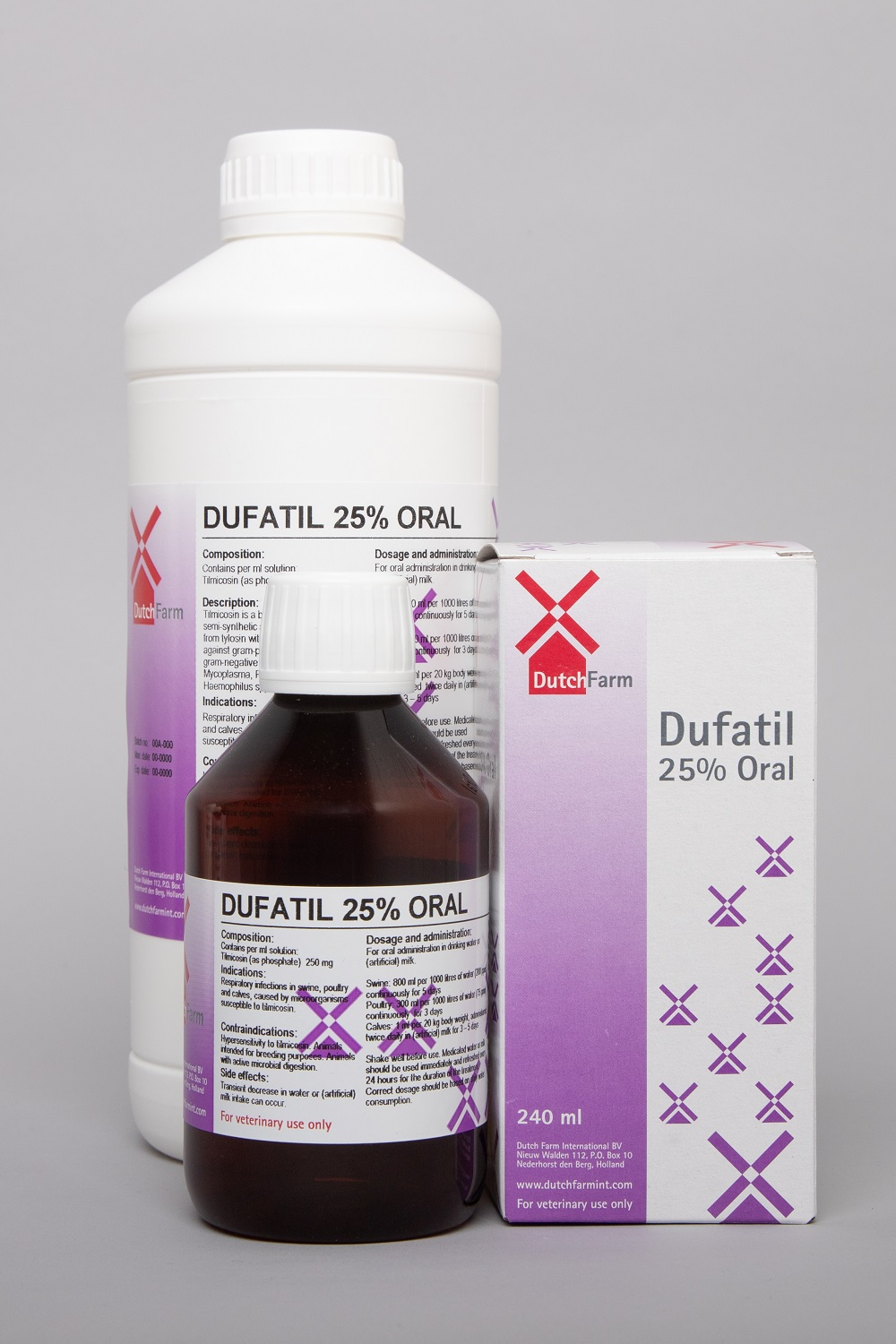 Dufatil 25% Oral