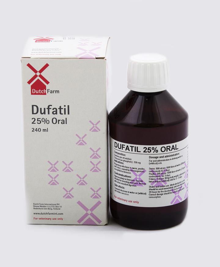 Dufatil 25% Oral