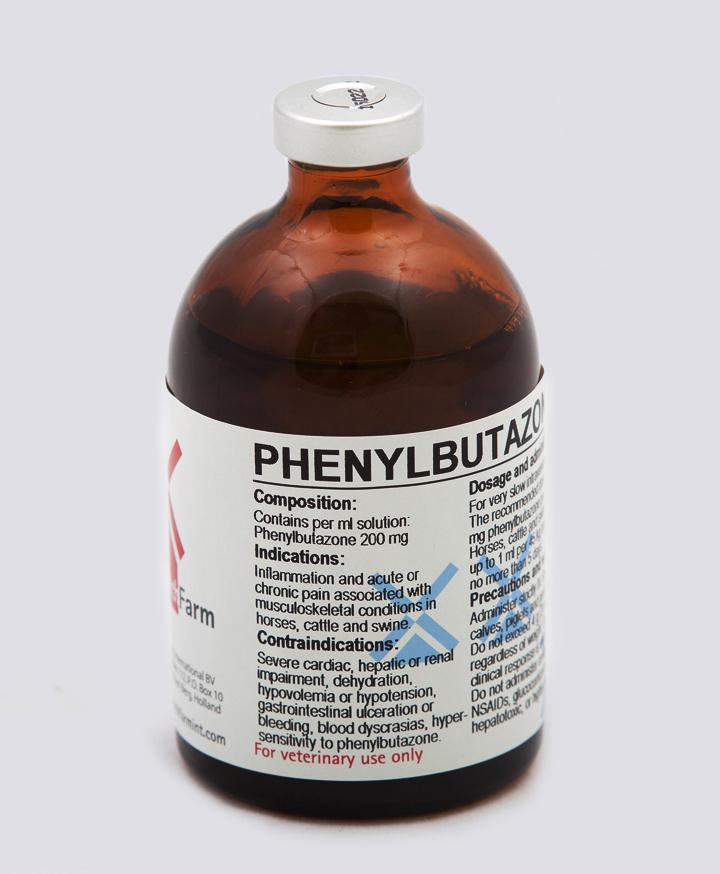 Phenylbutazon 20% Inj