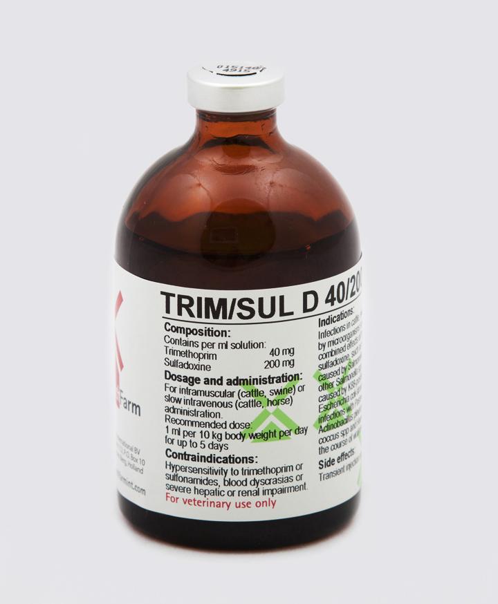Trim/Sul D 40/200 Inj